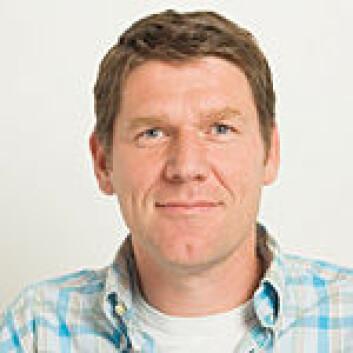 Pieter Jelle Toussaint er professor ved Institutt for datateknikk og informasjonsvitenskap ved NTNU. (Foto: Privat)