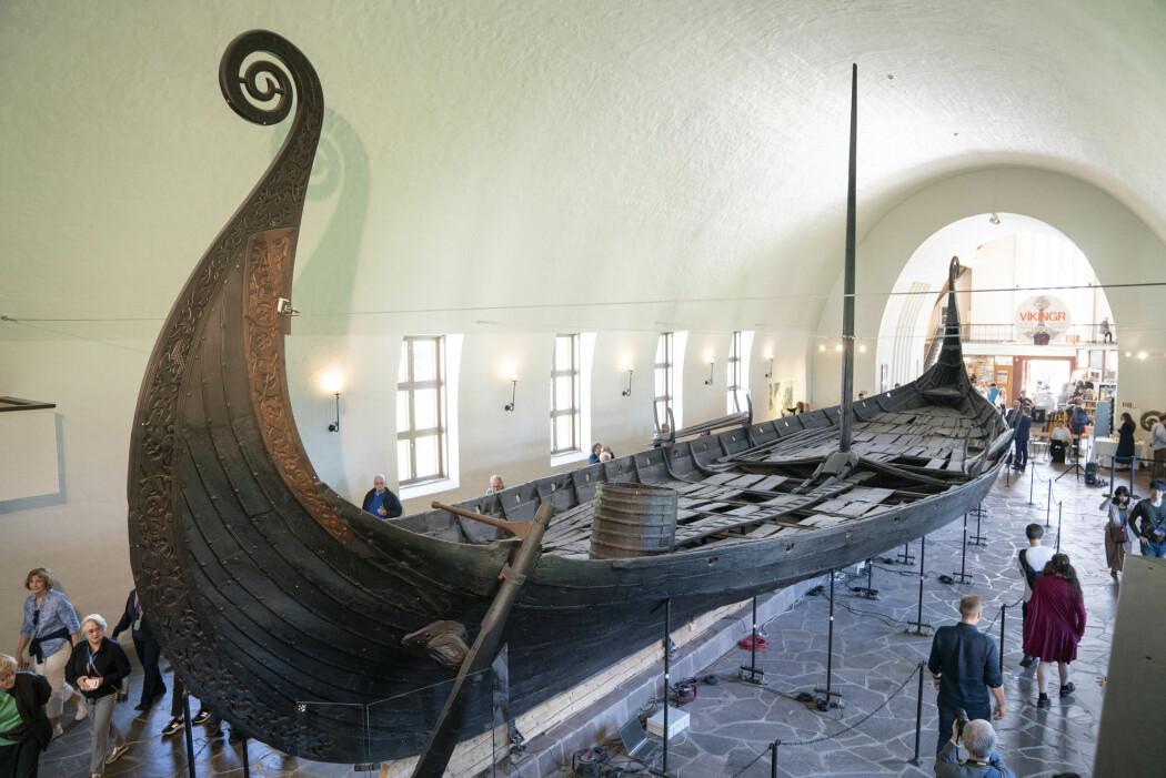Regjeringen foreslår å bruke 35 millioner til å starte byggingen av nytt Vikingtidsmuseum på Bygdøy.(Foto: NTB Scanpix)