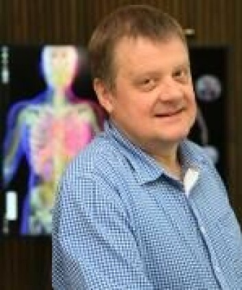 Ivar Myrstad er IKT-rådgiver ved St. Olavs hospital i Trondheim. (Foto: Frode Nikolaisen/St. Olavs Hospital)