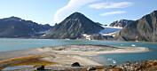Sjekk lista over nye stadnamn på Svalbard