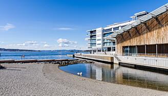 Kanskje er ikke alle løsninger i byen til det beste for dem som skal leve med dem, sier forskere i ny bok om bysamfunn. Her fra Tjuvholmen i Oslo. (Illustrasjon: Murphy1975 / Shutterstock / NTB scanpix)