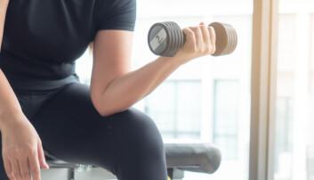 Slik kan du bli sterkere uten å løfte tunge vekter