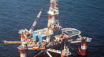 Jordskjelv kan gi oljesvar