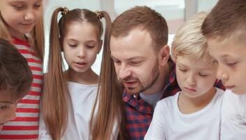 Slik kan grunnskolen få flere mannlige lærere