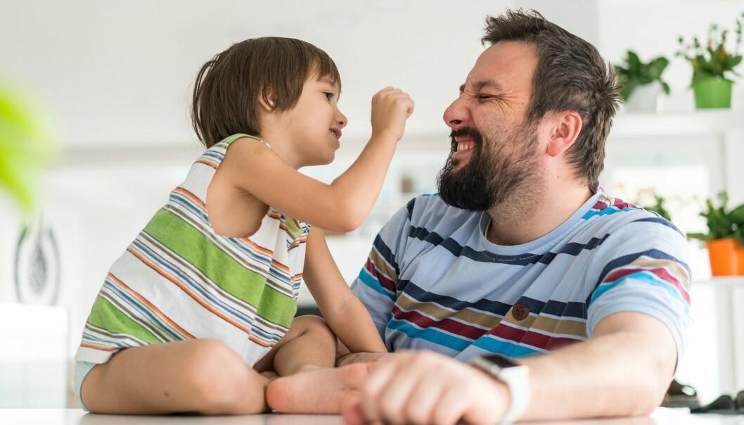 Hvorfor har barn vanskeligheter med å forstå ikke-bokstavelig uttrykk? Dette skal det nå forskes på. (illustrasjon: ZouZou / Shutterstock / NTB scanpix)