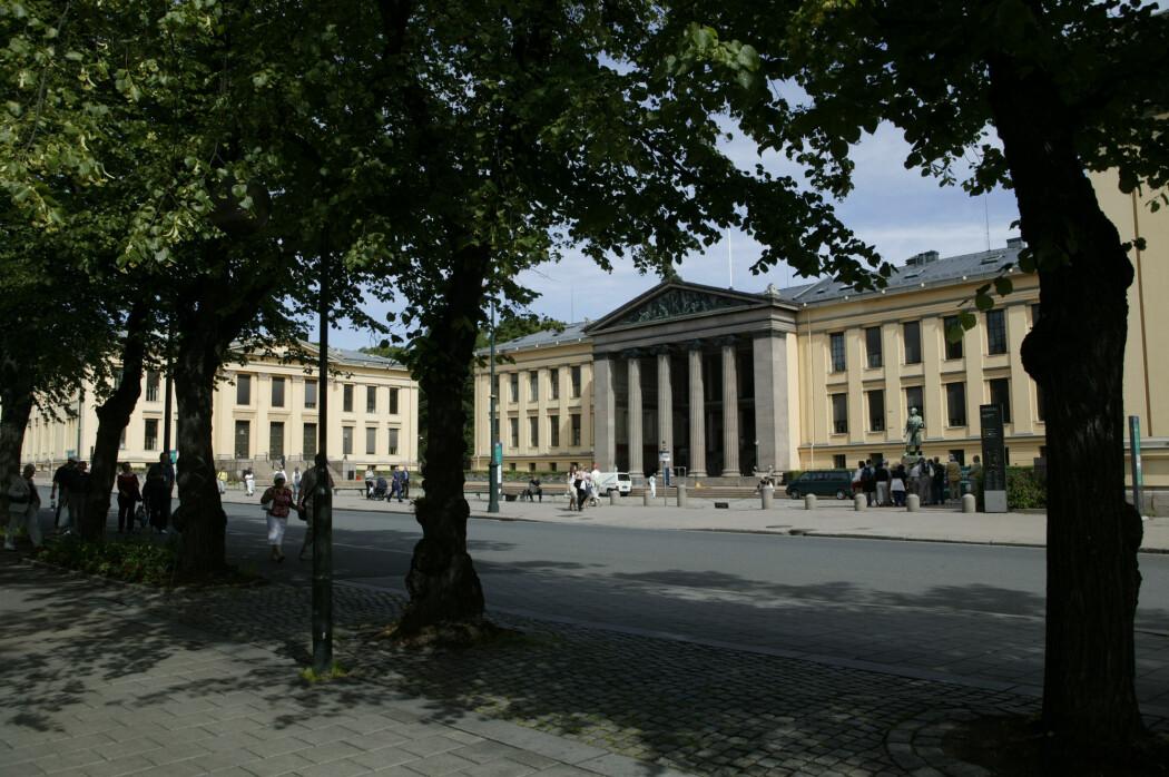 Bevilgningen til universiteter og høyskoler var i fjor på 34,4 milliarder kroner. (Illustrasjonsfoto: Terje Bendiksby, NTB scanpix)