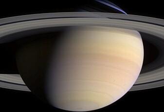 20 nye måner er funnet i bane rundt Saturn