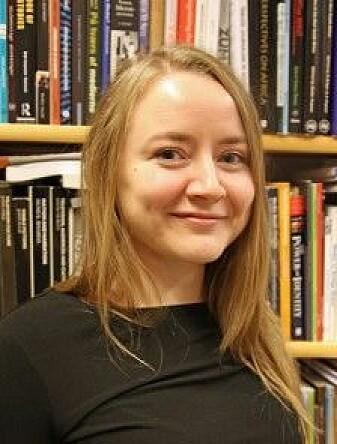Samfunnsgeograf Anja Sletteland har utviklet begrepet «politisk anomi» for å beskrive politiske konfliktsituasjoner hvor spilleregler og rammer for diskusjon er uklare. Hun mener Giske-saken er en slik situasjon. (Foto: Mari Lilleslåtten)