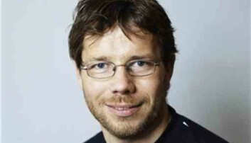 Gjermund Haugen er nestleder for vervarslinga i Nord-Norge ved meteorologisk institutt. (Foto: Meteorologisk institutt)