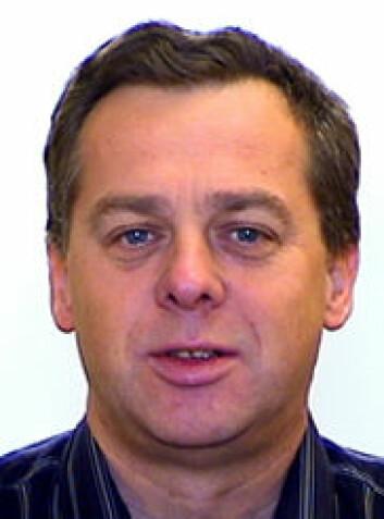 – Vi nærmer oss et veiskille i helsetjenestene, sier sjefforsker Arne Henning Eide ved Sintef. (Foto: Sintef)