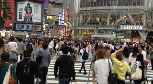Vil sende fleire studentar til Japan