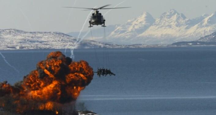 I dag er det kun menn som er spesieloperatører i Norge. Det fins kvinner i Marinejegerkommandoen, men ikke som krigere. (Foto: Privat)
