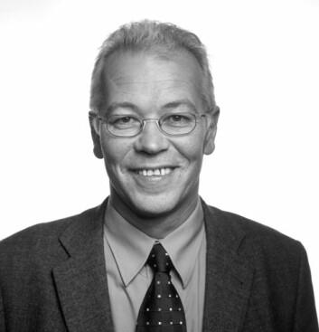 Direktør Bjørn Helge Gundersen i Administrativt forskningsfond.