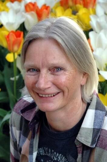 Førstelektor Inger Marie Vingdal. (Foto: HiOA)