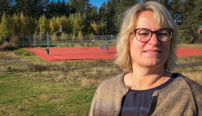 Marie Dahlen Granrud har forsket på hvordan skolehelsetjenesten fungerer. (Foto: HINN)