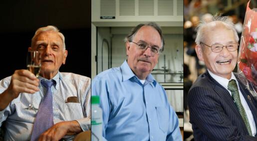 Nobelpris i kjemi for å bidra til en oppladbar verden