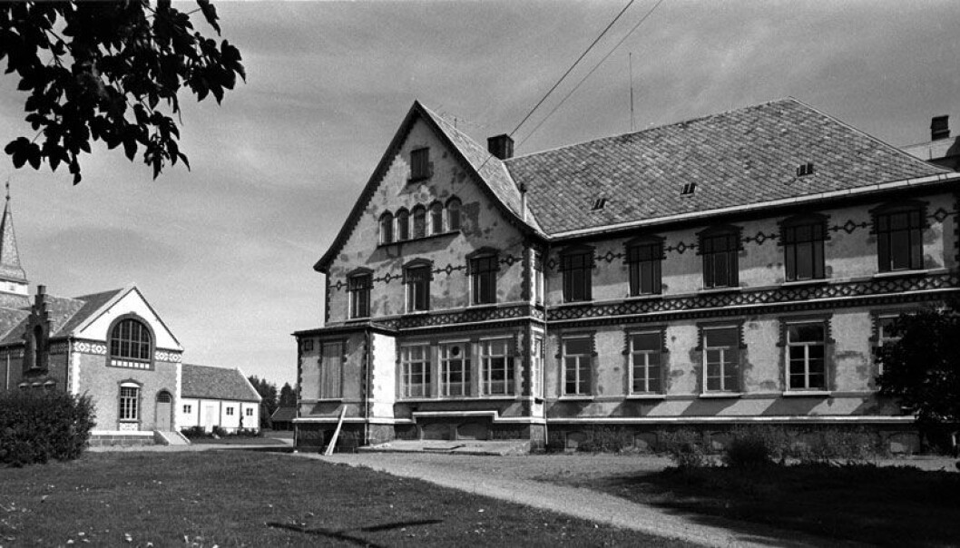 Bastøy var «Opdragelsesanstalt for forsømte Gutter» fra 1900 til 1970. NTB Scanpix