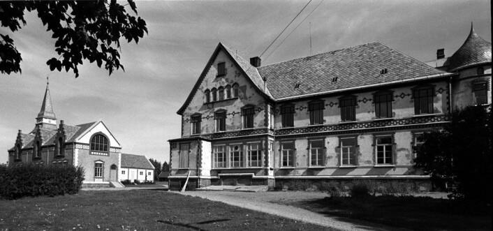 Bastøy var «Opdragelsesanstalt for forsømte Gutter» fra 1900 til 1970. (Foto: NTB Scanpix)