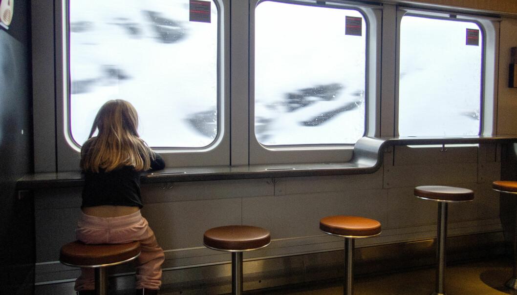 Forskning fra Folkehelseinstituttet tyder på at noen barn i visse fylker ikke får diagnosen autisme som de burde hatt. (Foto: Gorm Kallestad/NTB/Scanpix)
