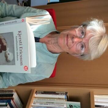 Professor Kjersti Ericsson ved Universitetet i Oslo. (Foto: Anne Lise Stranden/Forskning.no)