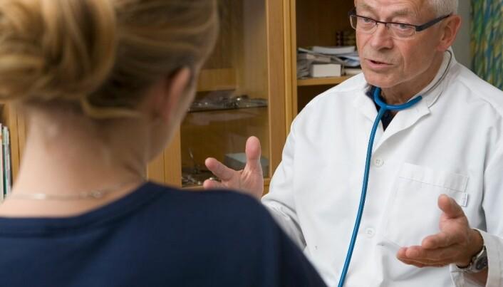 Legers empati påvirker pasientens sykdom