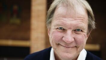 Bengt Elmerskog mener at vi kan og bør bruke betegnelsen barnedemens for barn og unge med JNCL. (Foto: Statped)
