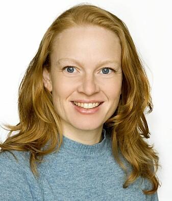 Elin Halvorsen er forskningsleder hos SSB. (Foto: SSB)