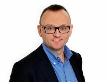 Tore Lunde er leder av Granskingsutvalget. (Foto: Trond Isaksen)
