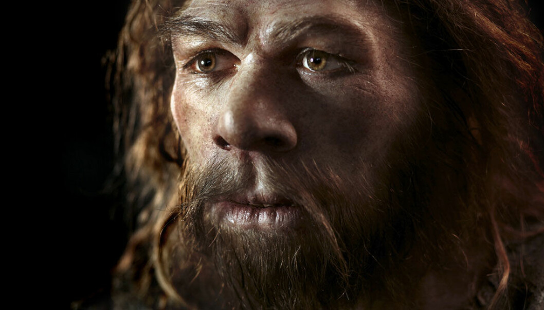 Neandertalerne er blant våre aller nærmeste slektninger blant utdødde fortidsmennesker. Science Photo Library, NTB Scanpix