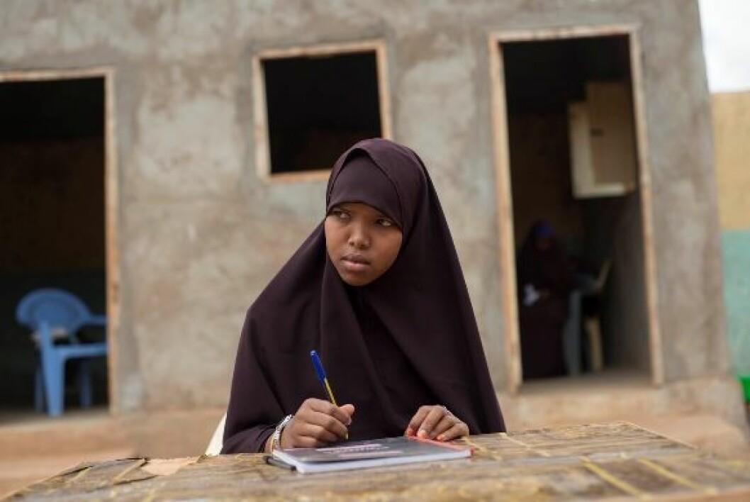 Mens 30 prosent av norsk-somaliere i Oslo støtter praksis med omskjæring, er oppslutningen 90 prosent i opprinnelseslandet Somalia. (Foto: Scanpix, Terje Bendiksby)
