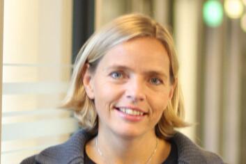 – De etiske valgene og diskusjonene må være med i hele forskningsprosessen, sier Carolina Øverlien. Foto: Lise Ekern