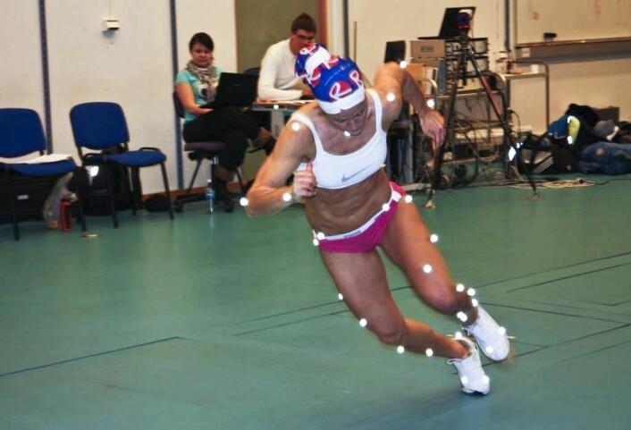 Melissa Wiik har hatt to korsbåndsskader. Hun mener god og forebyggende trening må til for å unngå skader blant fremtidige talenter. (Foto: Agnethe Nilstad, NIH)