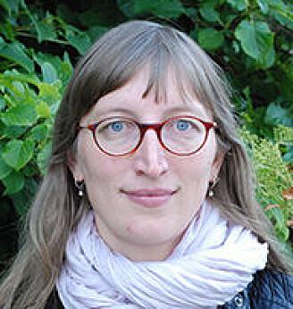 – Urfolk i Alberta opplever systematisk diskriminering, sier Lena Gross. (Foto: Erik Bjørnstad Engblad)