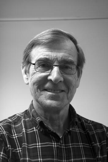 Einar Niemi, professor emeritus i historie ved UiT. Foto: Randi M. Solhaug (Foto: Randi M. Solhaug)