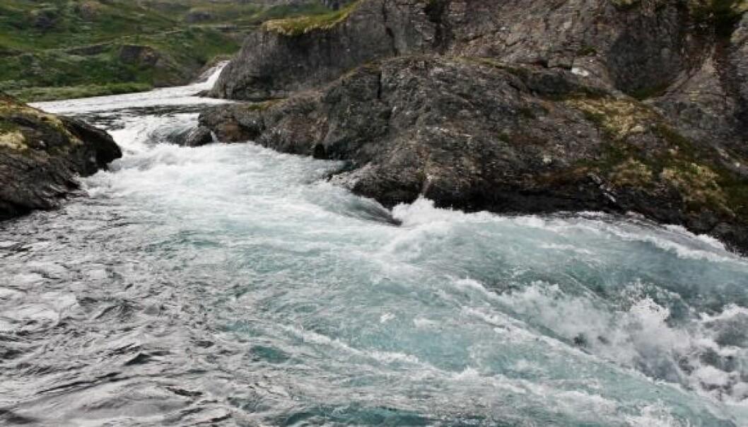 Vassdragsbyråkratiet bidro til selvstendig Norge