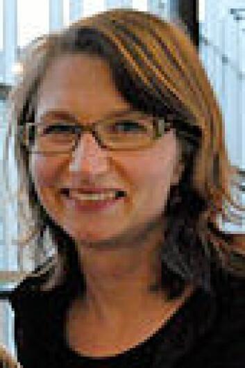 Else-Kathrine Nesmoen i SIU oppmodar norske universitet og høgskular til å opne auga for dei nye mogelegheitene for utdanningssamarbeid med Japan. (Foto: HIH)