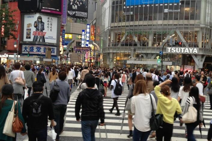 Japan har felles forskingsinteresser med Noreg på fleire viktige område. (Foto: SIU)