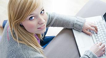 Nettchat fikk ungdom med psykisk sjuke foreldre til å føle seg meir normale