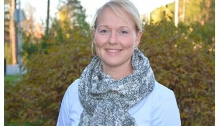 Marte Kvittum Tangen er leder av Norsk forening for allmennmedisin. Hun opplever ofte at kona sender ektemannen til legen for å få sjekket seg. Sånn for sikkerhets skyld. (Foto: Legeforeningen)