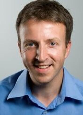 Ross Owen Philips er seniorforsker og psykolog ved Transportøkonomisk institutt. (Foto: TØI)