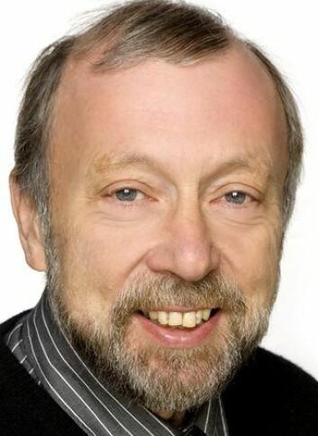 Navnespesialist Jørgen Ouren, SSB. (Foto: SSB)