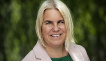 – Det betyr mye for meg at jeg har hjulpet mange eldre til et bedre liv, forteller postdoktor og fysioterapeut Sara Cederbom i forskergruppen Aldring, helse og velferd ved OsloMet. (Foto: Sonja Balci)