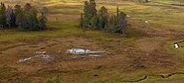 Kartlegg landformar i Noreg