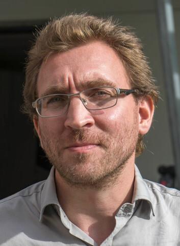Morten Tønnessen. (Foto: Arnfinn Christensen, forskning.no)