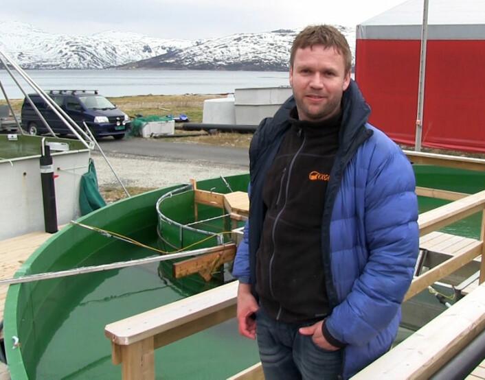 Øyvind Aas-Hansen. (Foto: Arnfinn Christensen, forskning.no)