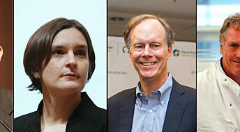 Nobelprisene blir et symbol på gamle dager og gubbevelde