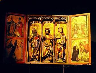 Middelalderkunsten som ble gjemt