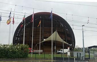 NTNU cools down CERN