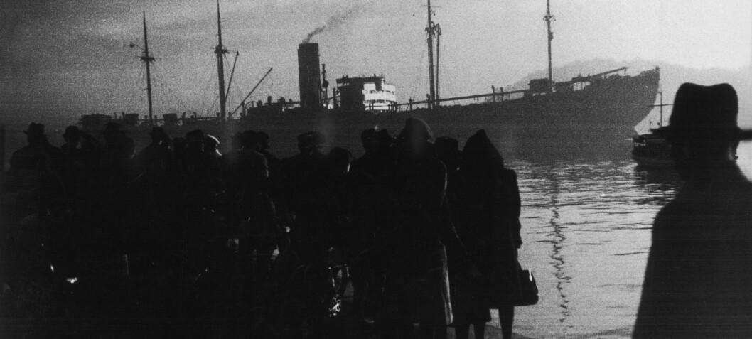 Da de norske jødene ble deportert, diskuterte Quisling-regjeringen hvem som skulle bli ny tollinspektør i Drammen