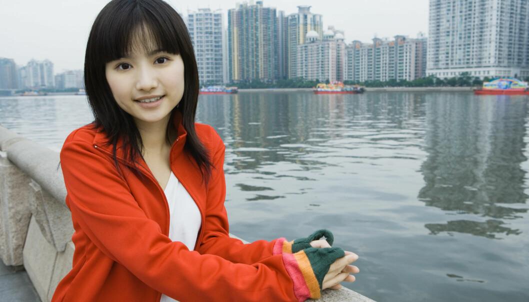 Byboere og bygdeboere ses på som to ulike folkegrupper i Kina. Hukou-systemet holder orden på hvem som er hvem.  Colourbox